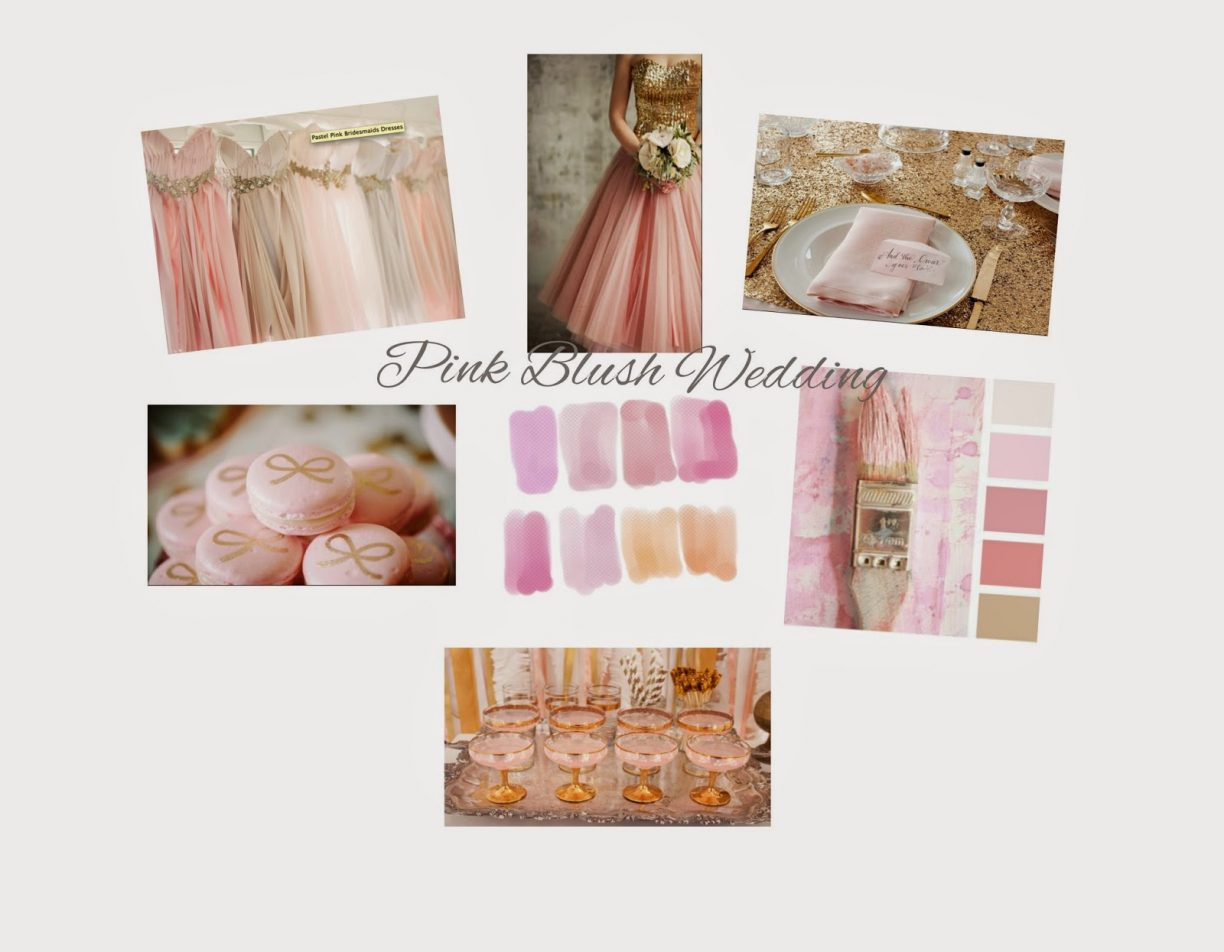 Wedding Wednesdays: Color Theme