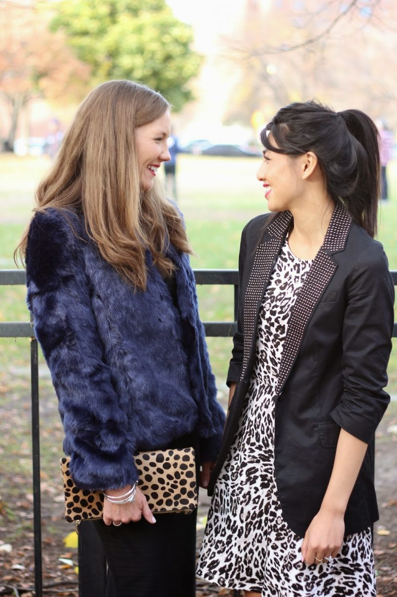Dressing Up Fall Trends With Wishes & Reality