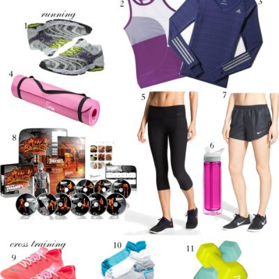 Fitness Faves