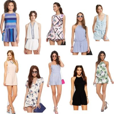 Rompers Under $50