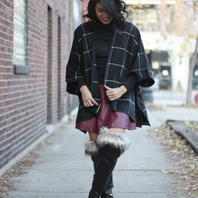 Faux Fur Boot Cuffs