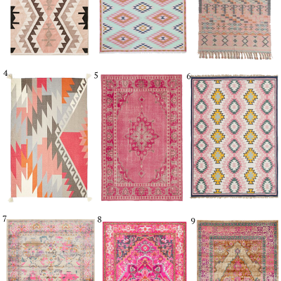 RD at Home: Kilim Rugs