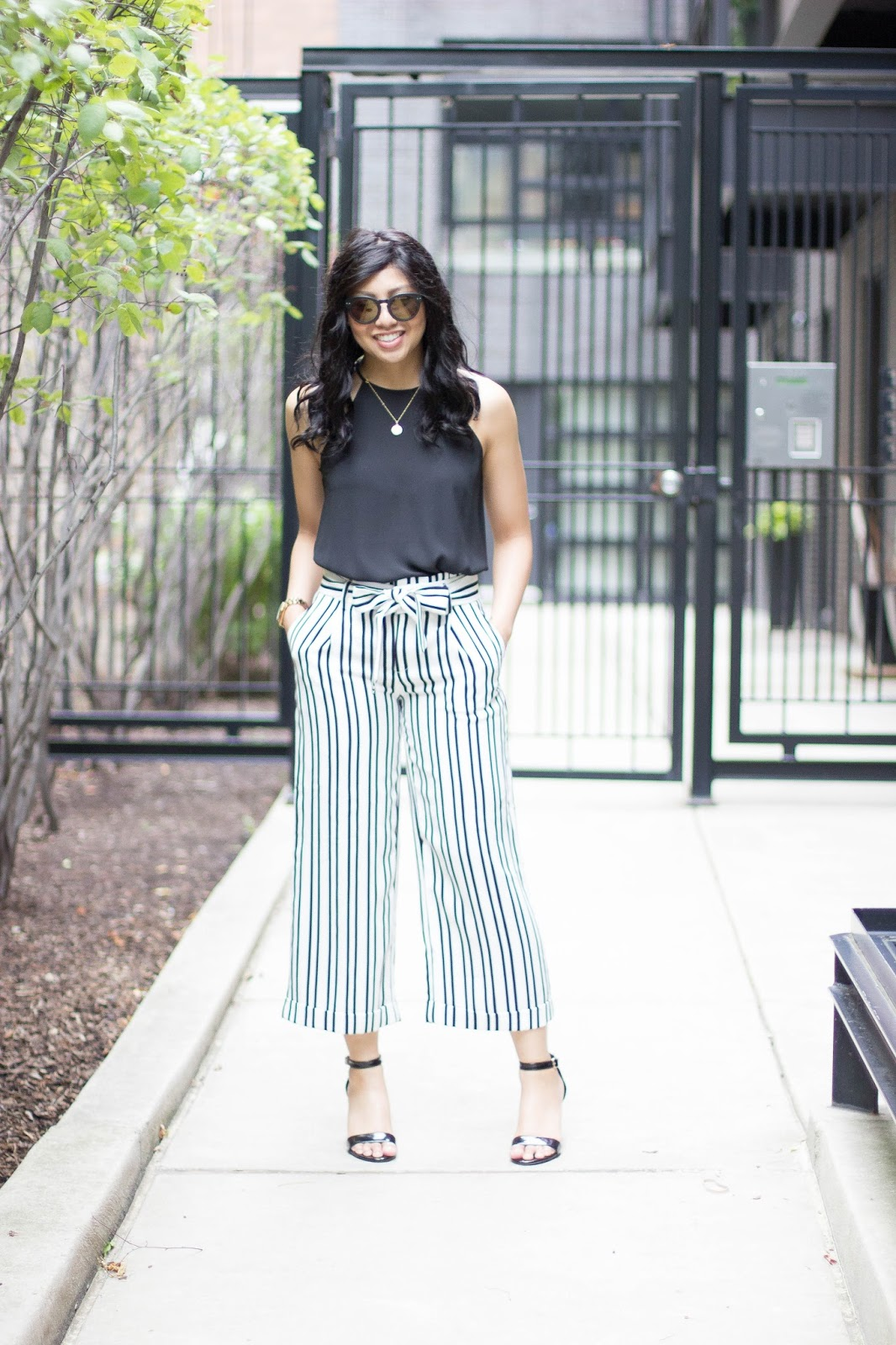 Striped Culottes RD's Obsessions