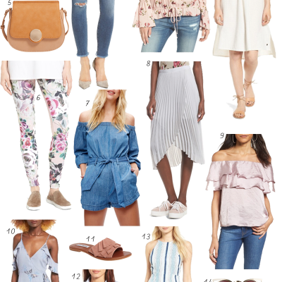 Nordstrom Half-Yearly Sale for under $100 + Giveaway