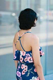 Seven Budget Friendly Floral Jumpsuit