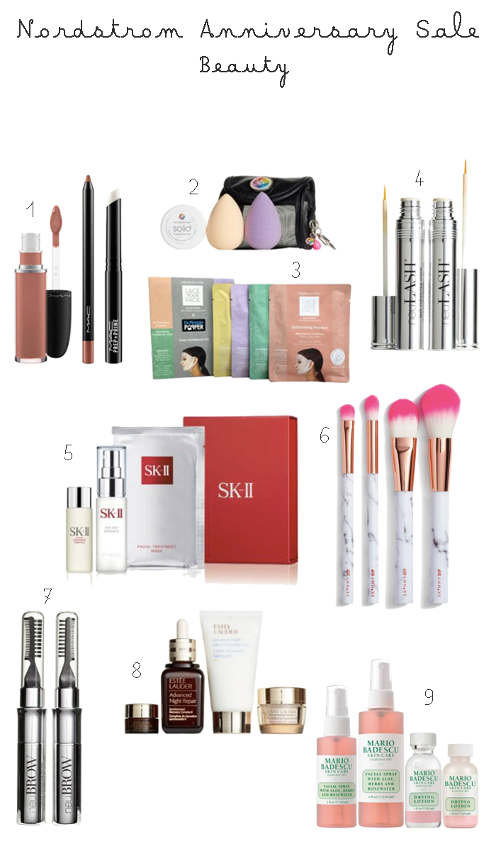 Nordstrom Anniversary Beauty Exclusives