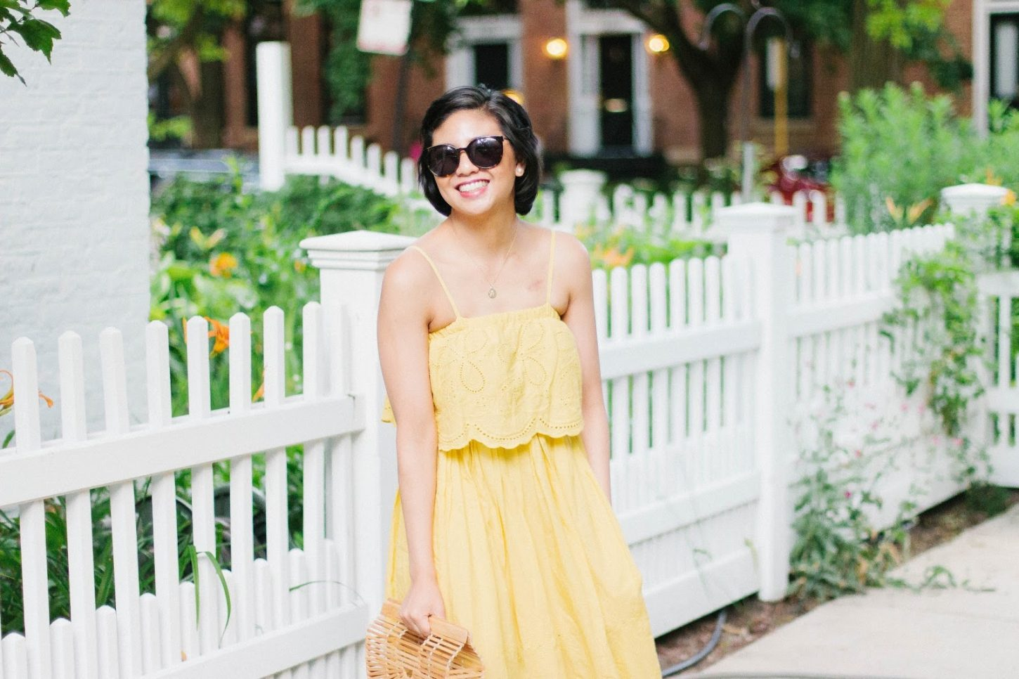 The quintessential summertime dress