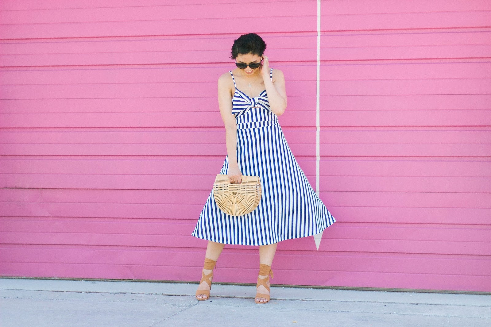 Five Tie-Front dresses under $150