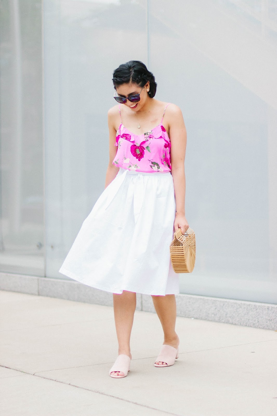 Top 5 Affordable Midi Skirts that can be worn to work.