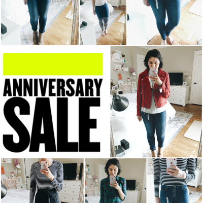 Nordstrom Anniversary Sale What I Bought and Size Guide