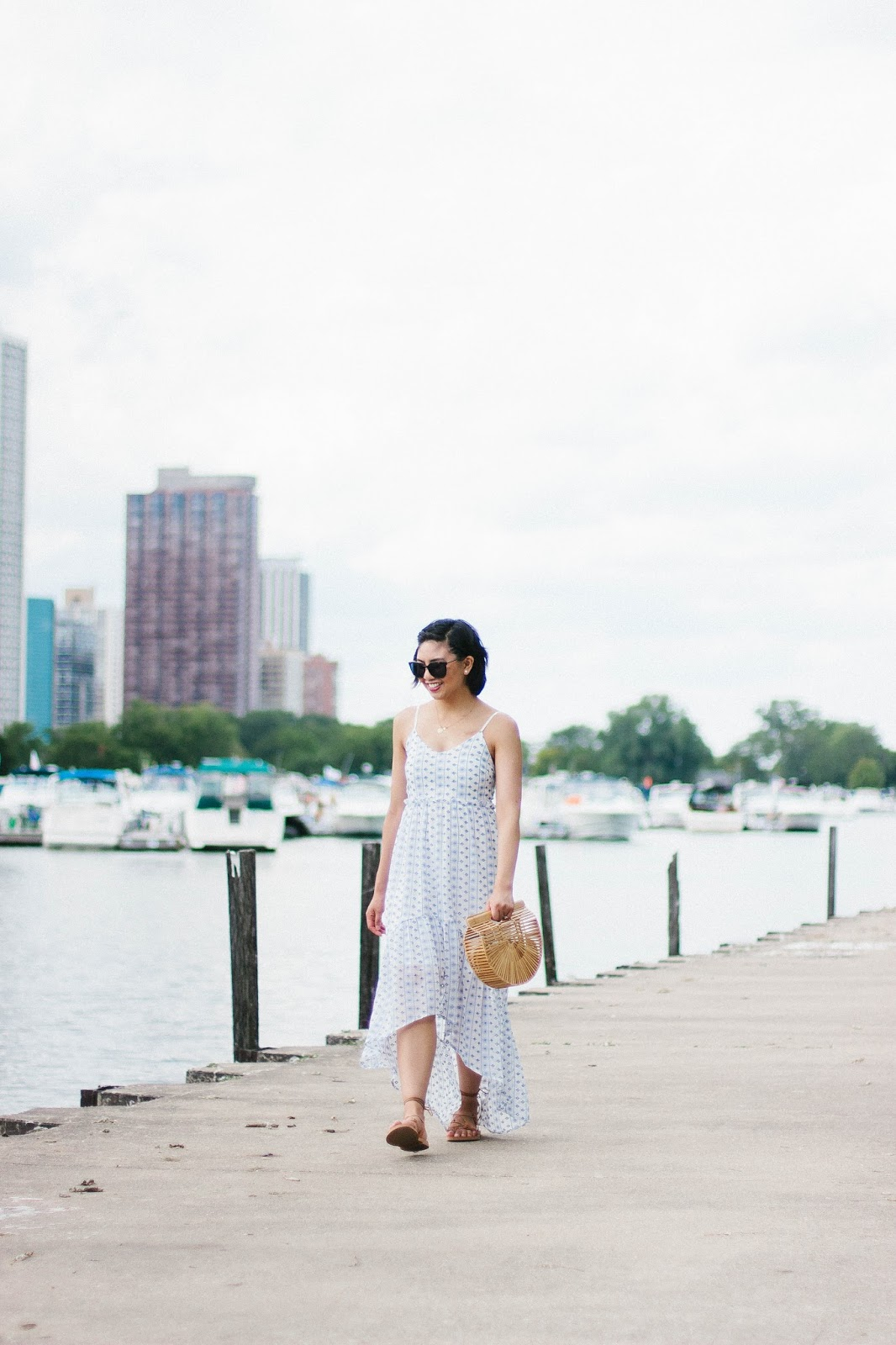 The Best Maxi Dress for Semi-Petite Women