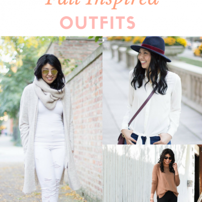 My Top 5 Favorite Fall Outfits From Last Year
