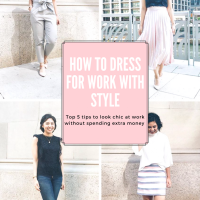 How To  Dress For Work Without Losing Style
