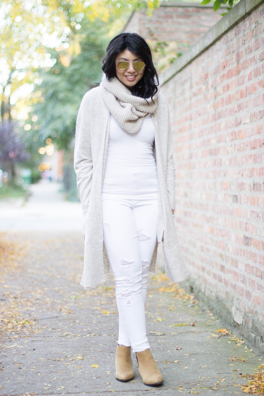 Top 5 Favorite Outfits To Wear In The Fall