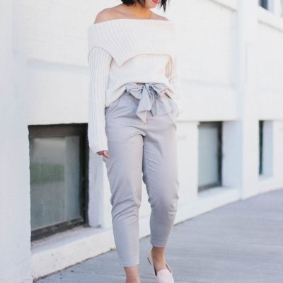 Wearing The Trend I Love from Summer to Fall