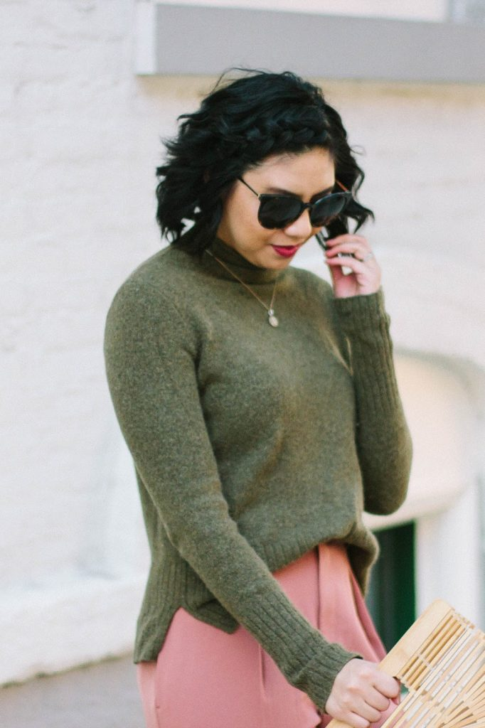 Putting Together An Outfit Using Fall Colors