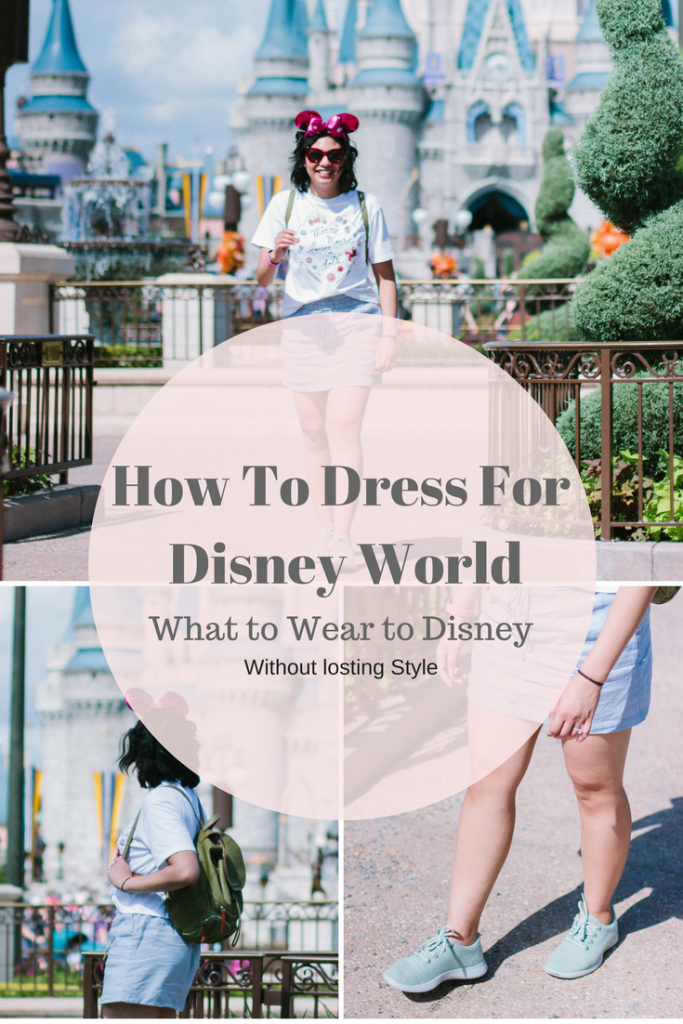 How To Dress For Disney World
