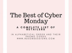 guide to Cyber Monday deals