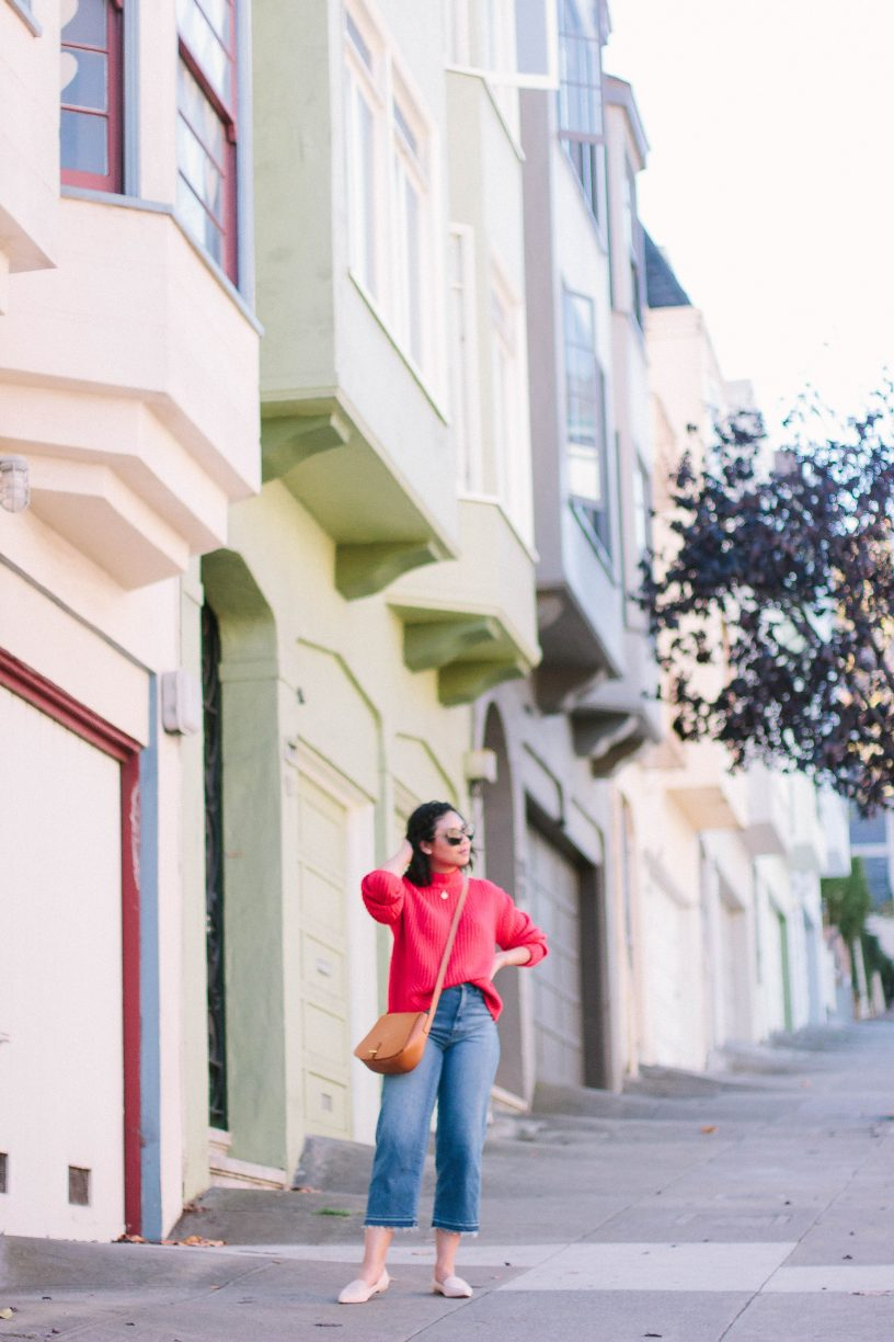 My Top 5 Favorite Chunky Knit Sweaters + Nordstrom Giveaway