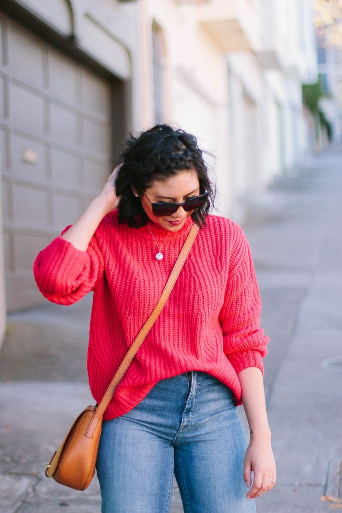 5 Favorite Chunky Knit Sweaters