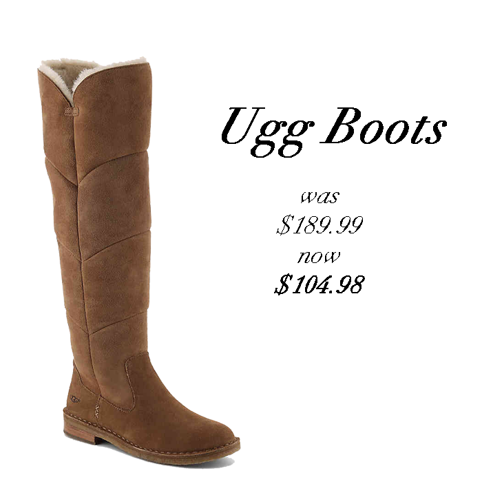 Black Friday deal, Ugg boots
