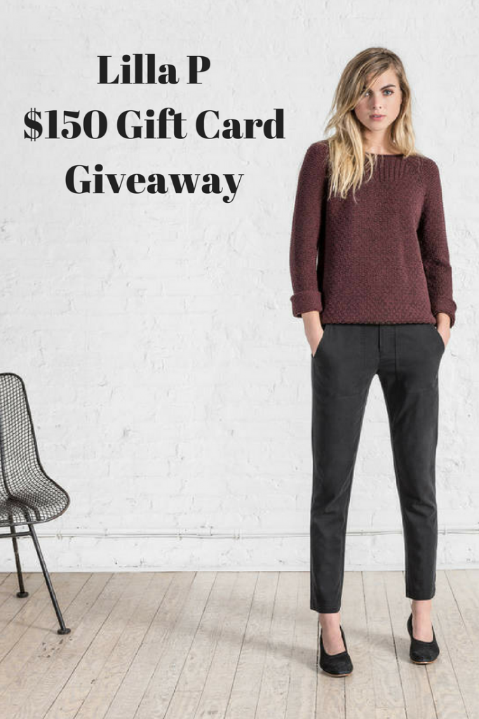 Lilla P Giveaway