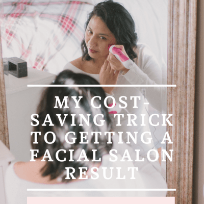 PMD Personal Microderm, My Cost-Saving Trick to Getting a Facial Salon Result