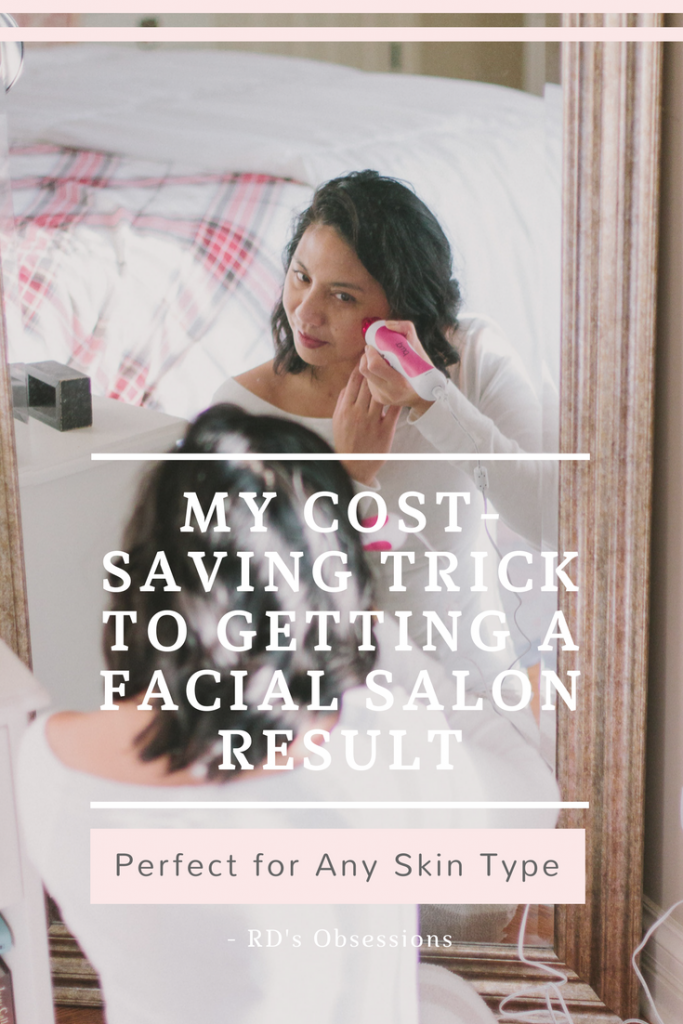 Cost Saving Trick to Getting a Facial Salon Result with PMD Personal Microderm