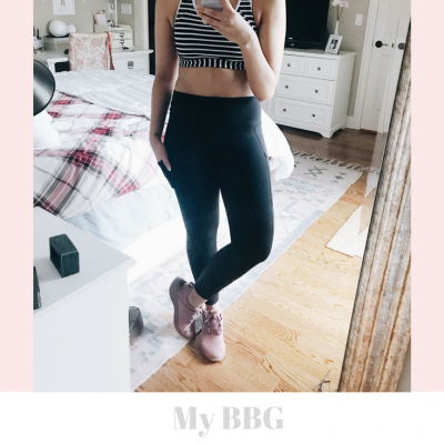 My BBG Fitness Journey After 4 Weeks of Pre-Training