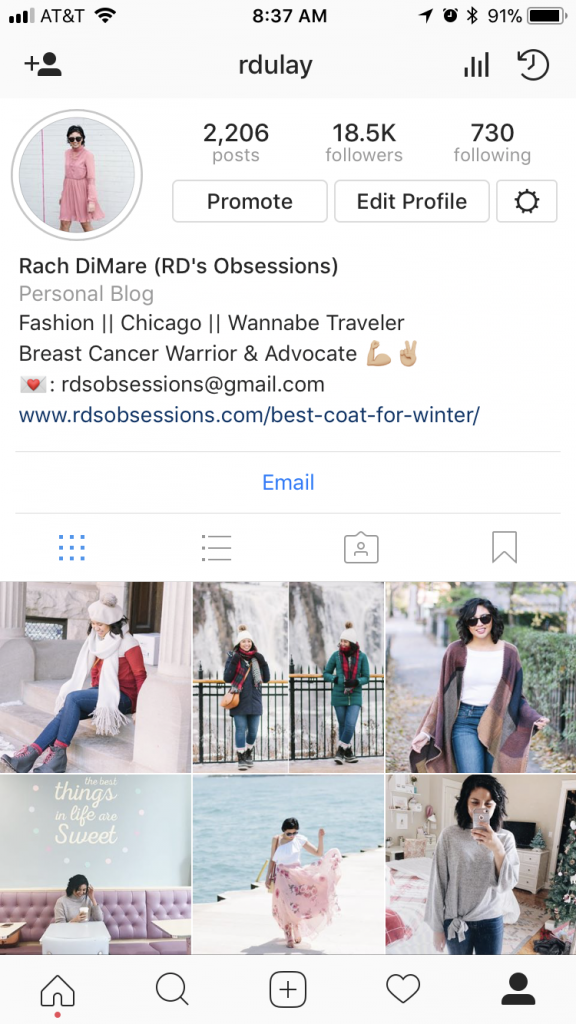 How to Shop My Instagram Outfit
