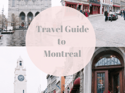 Travel Guide to Montreal