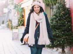 How to Look Chic While Bundled Up for Winter.