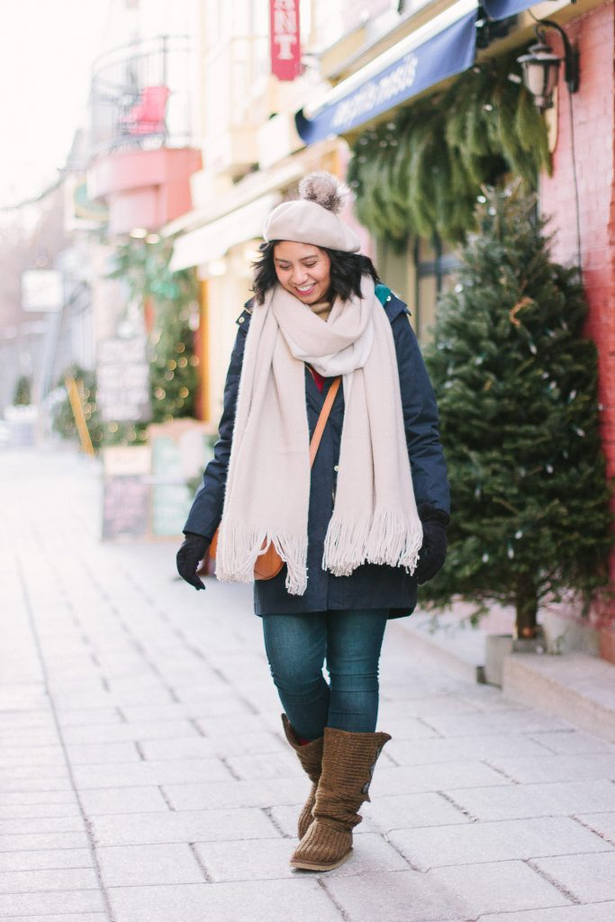 How to Look Chic While Bundled Up for Winter