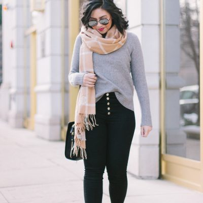 The Best Blanket Scarf You Will Ever Need