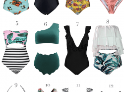 The Cutest Amazon Swimsuits