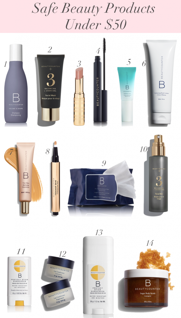 My Favorite Beautycounter products under $50