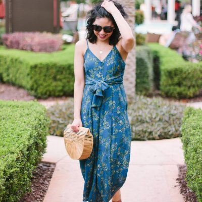 The Cutest Jumpsuits For Spring That I'm Currently Loving