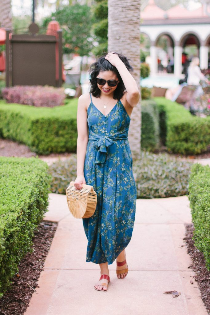 The Cutest Jumpsuit For Spring