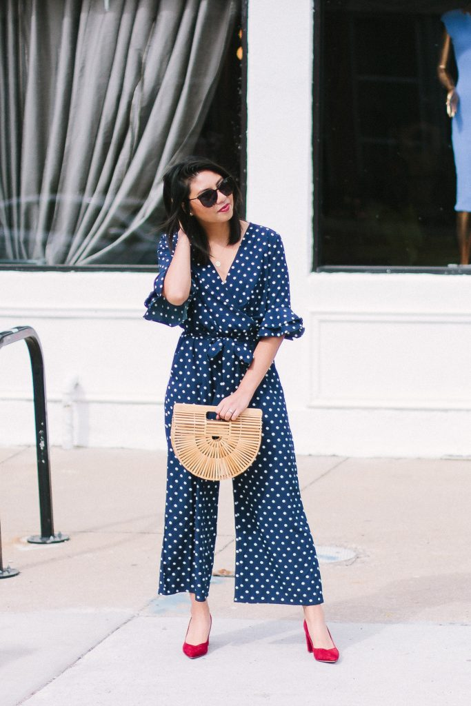 The Polka Dot Trend For Spring