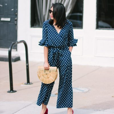 Did the Polka Dot Trend Really Go Away?