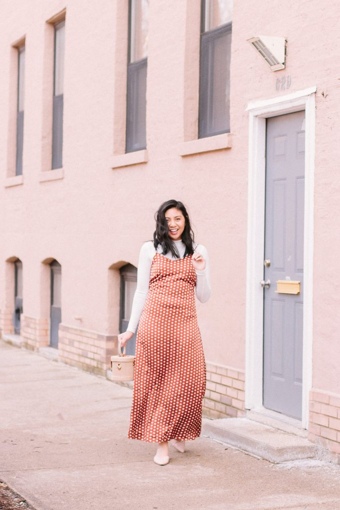 Spring Transitional Outfit Ideas