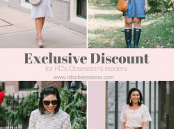 Exclusive Lilla P Discount For My Readers