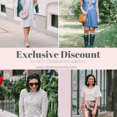Exclusive Lilla P Discount For My Readers Only!