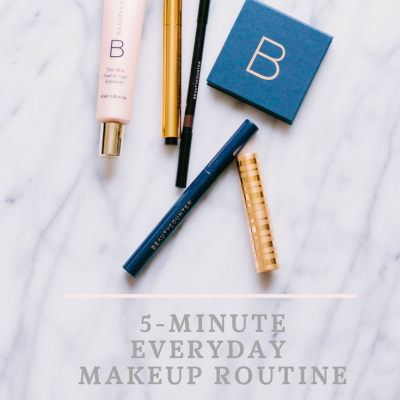 My Everyday Makeup Routine For The Summer