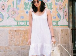 The Linen Dress I Can't Stop Wearing