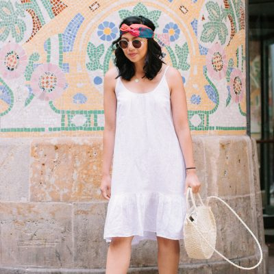 The Linen Dress Of The Year