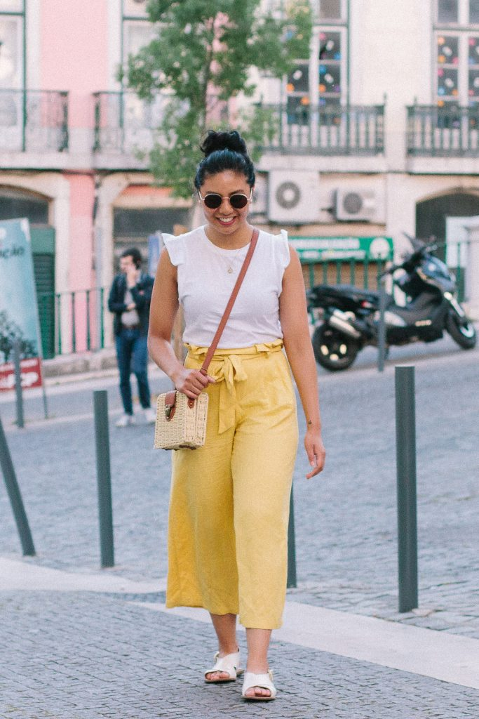 How To Wear Linen Pants For The Summer