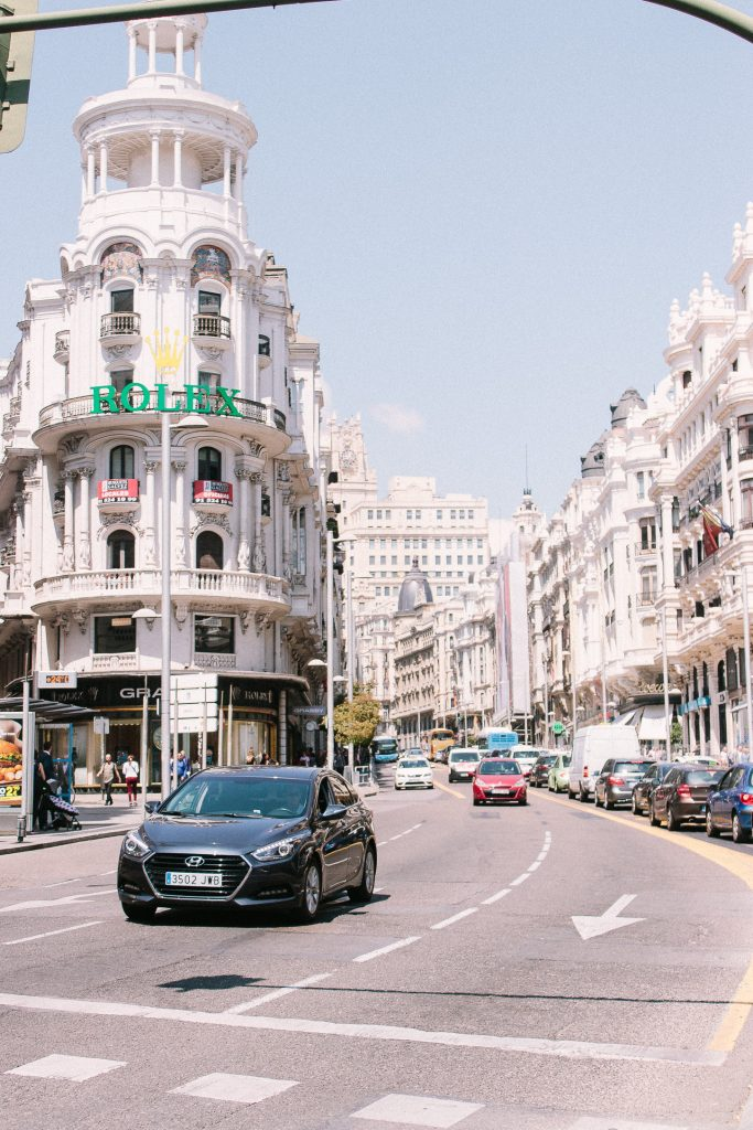 Travel Guide to Madrid, Spain
