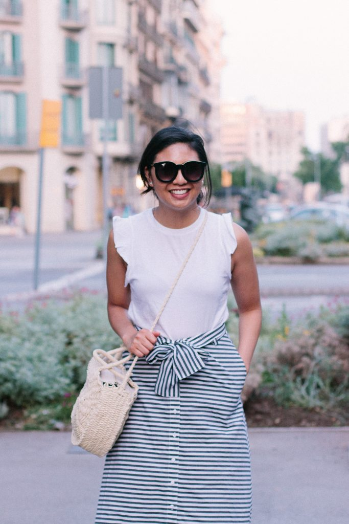 Why I Wear Sunglasses In Most Of My Outfit Photos