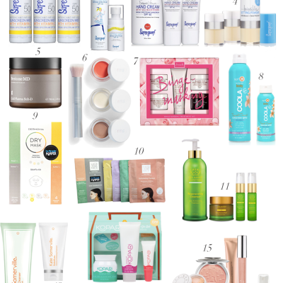 Nordstrom Anniversary Sale Safe Beauty Products
